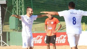 Gómez ha fregat l'èxit al prestigiós torneig amb el Malvin uruguaià