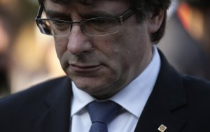 Imagen de archivo de Puigdemont.