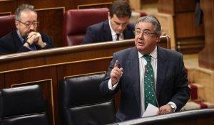 Imatge d'arxiu del ministre d'Interior, Juan Ignacio Zoido.