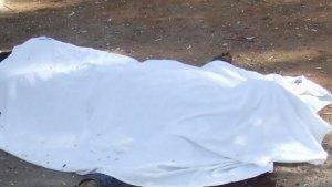 Imatge d'arxiu d'un cadàver