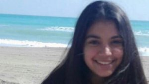 Imatge de la menor desapareguda a Castelló