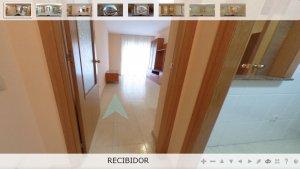 Imatge de les visites virtuals a apartaments de Torredembarra