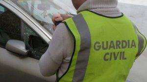 La Guàrdia Civil ha pogut recuperar els efectes sostrets dels vehicles