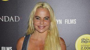 La presentadora Leticia Sabater