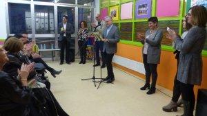 L'acte inaugural de la celebració del 50è aniversari de l'escola Santa Maria del Mar