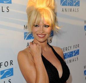 L'actriu i model Pamela Anderson