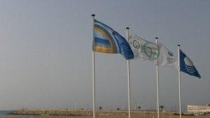 Les banderes Ecoplayas tornaran a lluir en aquests dos espais naturals de Torredembarra
