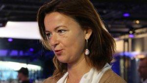 L'eurodiputada Tanja Fajon