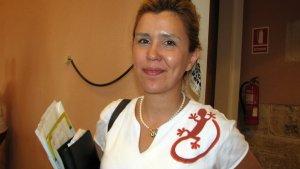 L'exregidora Laura Pradeda, en una imatge d'arxiu.