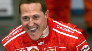 Michael Schumacher.