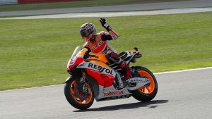 Nou podi per a Marc Márquez a Silverstone que manté el liderat a Moto GP