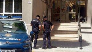 Policia nacional gandia