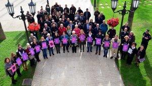 Roda de Berà organitza diversos actes de conscienciació contra la violència masclista