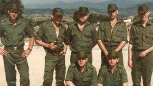 Servicio militar en los años 80