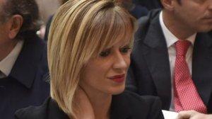 Susanna Griso y su marido.