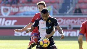 Uche ha marcat el seu sisè gol de la temporada