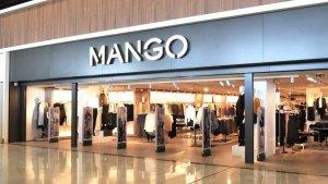 Una de las tiendas Mango