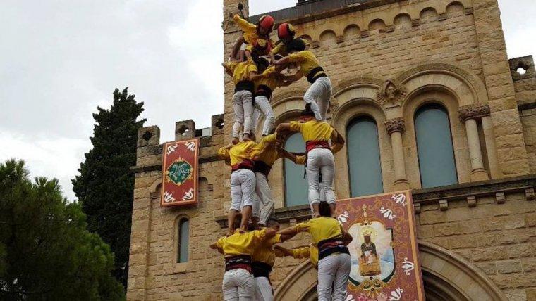 Els Grocs de Castelldefels, en una imatge d'arxiu.