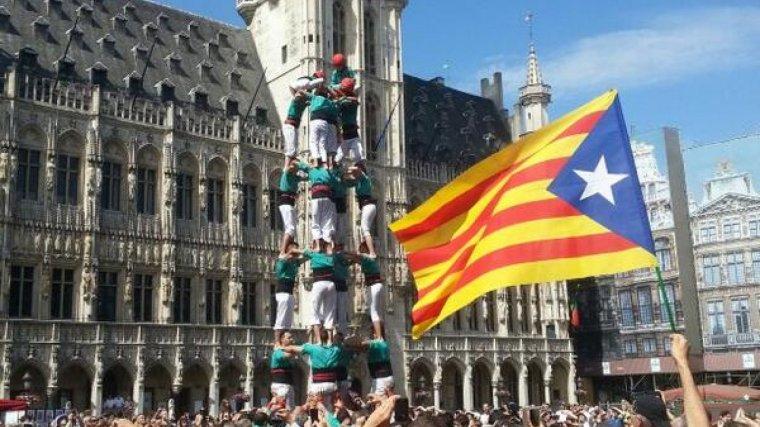Els Verds, en un actuació fa uns anys a Brussel·les.