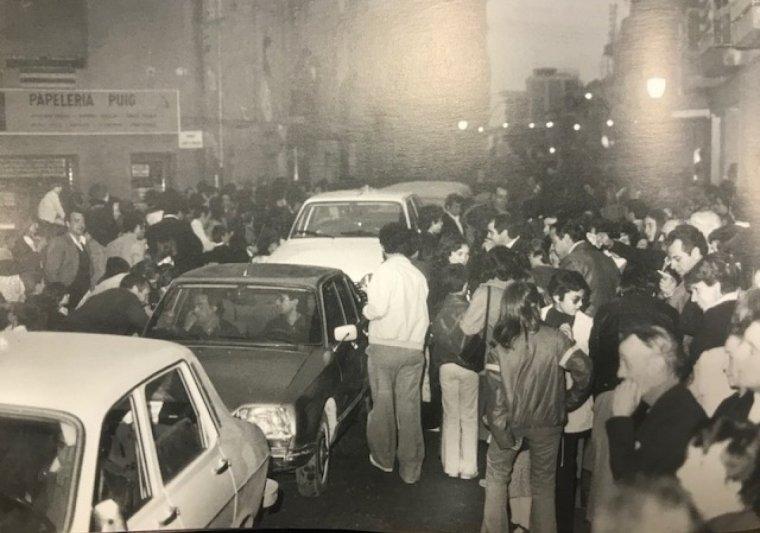 Imatge de la primera Festa de Tardor