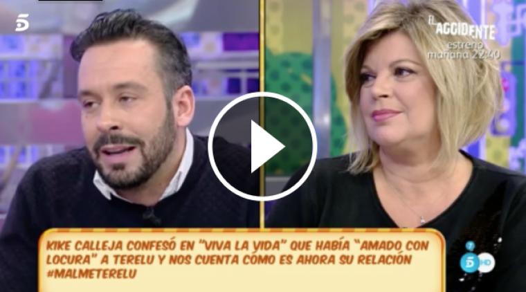 Kike Calleja i Terelu Campos