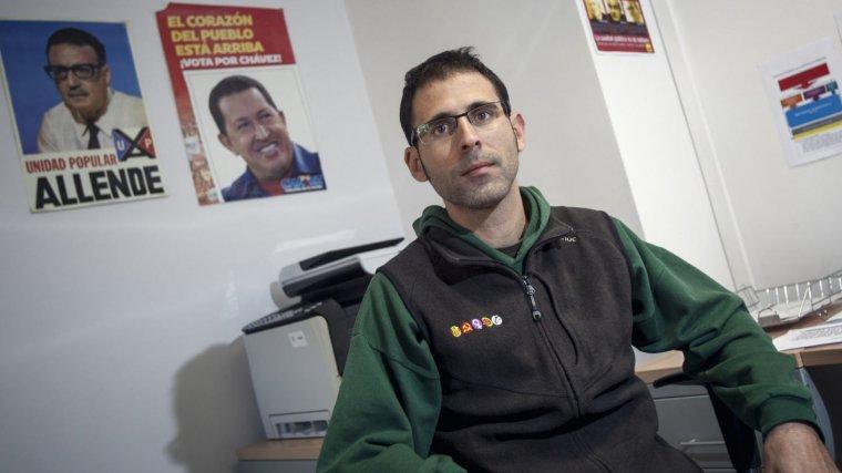 Xavier Milian liderarà la llista de la CUP a la circumscripció de Tarragona.