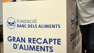 Alcover s'ha sumat a una nova edició del Gran Recapte d'Aliments, que es va celebrar el passat 1 i 2 de desembre.