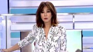 Ana Rosa ha detenido el programa por un ruido molesto