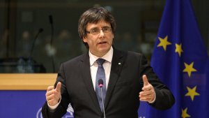 carles puigdemont, a europa