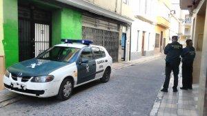 cotxe guàrdia civil