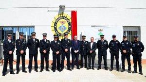 El cos policial de Roda de Berà s'ha adherit a la campanya 'Escuts solidaris'