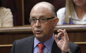El ministre espanyol d'Hisenda, Cristobol Montoro, donarà el vistiplau del pagamant