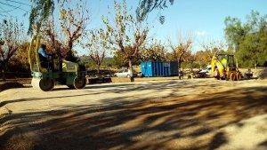 El parc dels Safranars comptarà també amb espai per a bàsquet, atletisme, futbol i voleibol