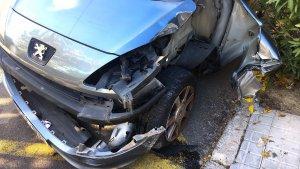 Els desperfectes del cotxe