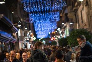 Els llums del Nadal 2017 a Reus