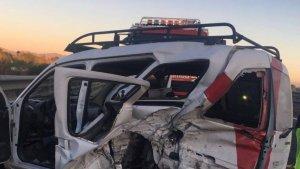 Excarceren a un conductor d'un accident produït a l'AP-7