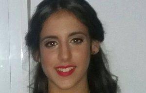 Imagen de Adela, la joven desaparecida en Huelva, facilitada por sus padres