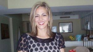 Imagen de la mujer que murió de aneurisma cerebral, Lee Brodway