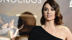 La actriz española Dafne Fernández