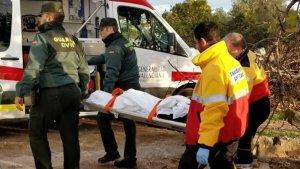 La dona ha sigut auxiliada pels serveis d'Emergència