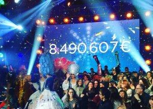 La Marató de TV3 recapta 8.490.607€
