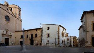 La plaça de l'Església d'Altafulla tornarà a acollir la Fira de Nadal fins diumenge 10