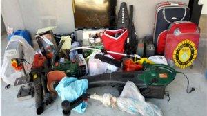 La Policia Local de Roda ha detingut el presumpte autor d'aquests robatoris