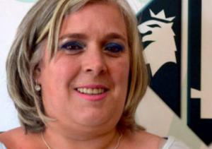 Núria Martínez, regidora de Ciutadans, s'ha afanyat a esborrar la publicació.