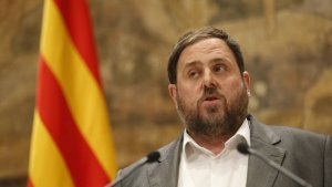 Oriol Junqueras seria el proper President de la Generalitat segons 'EL Pais'