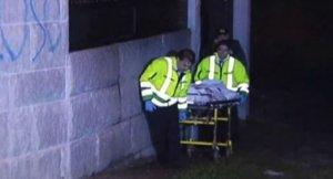 Retiran el cadaver de la mujer asesinada en Ourense a cuchilladas