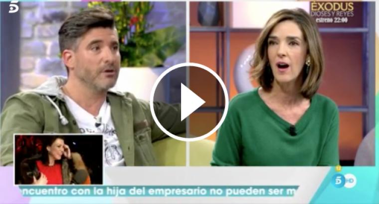 Toño Sanchís i Paloma García Pelayo