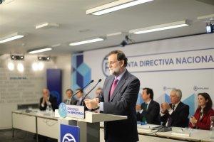21-D.- Rajoy avisa que Puigdemont no pot ser president des de Brussel·les i que el 155 seguirà en aquest cas en vigor