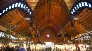 El Mercat Central de Tarragona és el centre de l'eix comercial de la ciutat