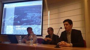 El Port de Tarragona ha celebrat aquest dimarts 23 de gener una jornada tècnica a la Cambra de Comerç i Indústrtia de Valls.